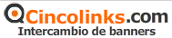 Cincolinks.com | Intercambio de Banners